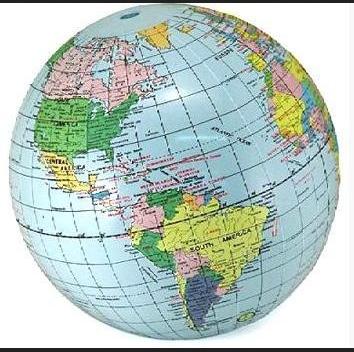 earth globe map umpqua