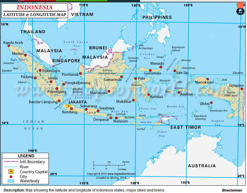virginia tech indonesia