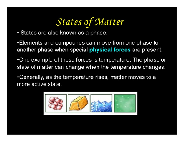 bose-einstein massachusettes states of matter