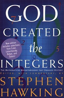 god-created-the-integers hawking