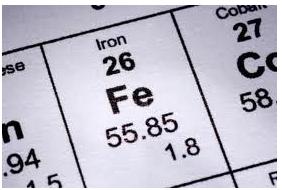 iron atom 26