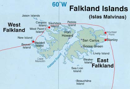 map falkland islands 44