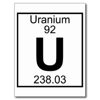 uranium 92 2 existences 38th parallel